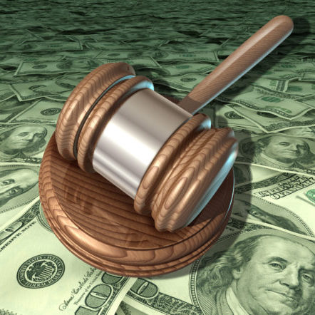 Gavel and Cash